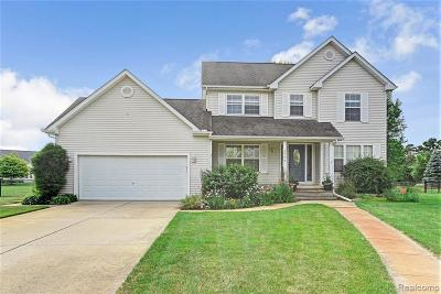 Single Family Home For Sale: 5532 Water Willow Drive
