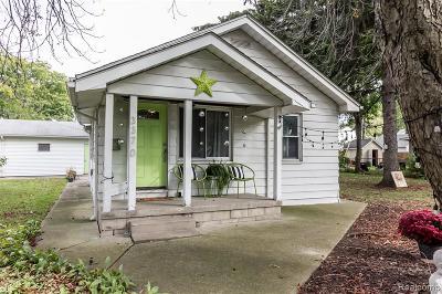 Ferndale Single Family Home For Sale: 3370 Harris Street