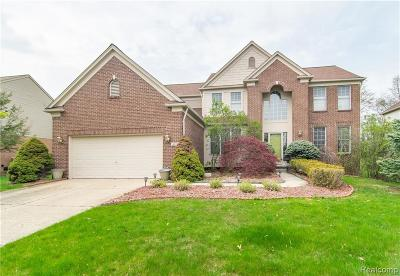 Bloomfield, Bloomfield Hills, Bloomfield Twp, West Bloomfield, West Bloomfield Twp Single Family Home For Sale: 4658 Northridge Drive