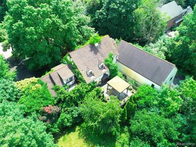 Beverly Hills Vlg Single Family Home For Sale: 31325 Lahser Road