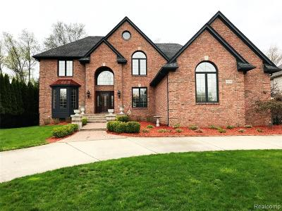 Bloomfield, Bloomfield Hills, Bloomfield Twp, West Bloomfield, West Bloomfield Twp Single Family Home For Sale: 5526 Hampshire Dr.