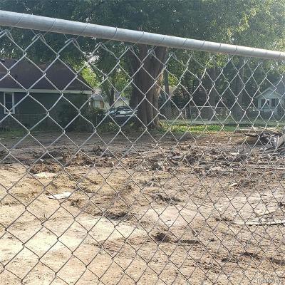 Southfield Residential Lots & Land For Sale: 28705 Aberdeen Street