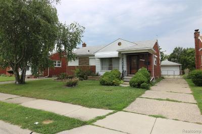 Macomb County Single Family Home For Sale: 14657 Juliana