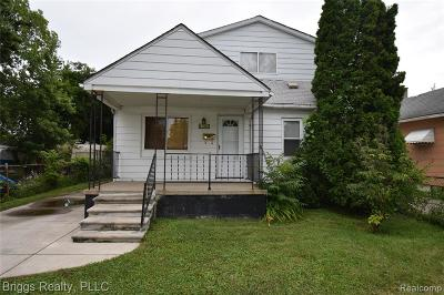 Warren Single Family Home For Sale: 11043 Ford Avenue