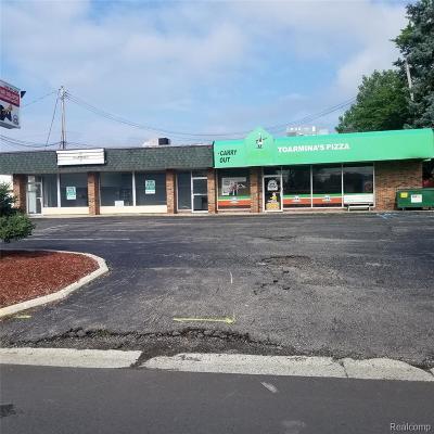 Farmington Hills Commercial For Sale: 31799 Middlebelt Road