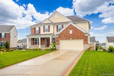 Macomb County, Oakland County, Wayne County Single Family Home For Sale: 24980 Carriage Lane