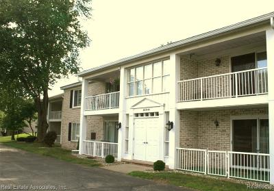 Livonia Condo/Townhouse For Sale: 38186 Ann Arbor Trail #41