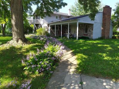 Troy Single Family Home For Sale: 1103 Vermont Drive