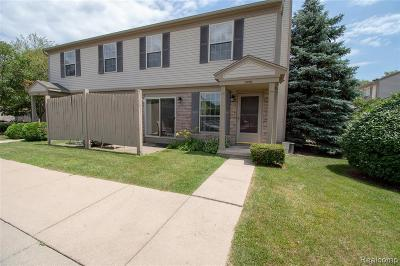 Ann Arbor Condo/Townhouse For Sale: 3056 Forest Creek Court