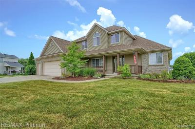 Single Family Home For Sale: 7525 Waterfall Drive