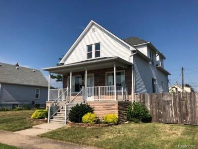 Wyandotte Multi Family Home For Sale: 3373 12th Street