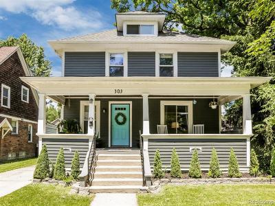 Ferndale Single Family Home For Sale: 303 Wordsworth Street