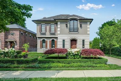 Birmingham Single Family Home For Sale: 862 Watkins Street