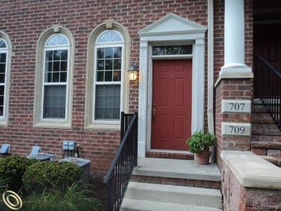 Northville Rental For Rent: 709 River Park Village Boulevard