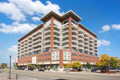 Royal Oak Condo/Townhouse For Sale: 350 N Main Street #710