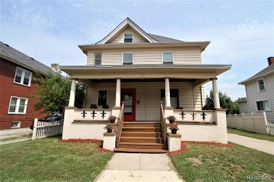 Monroe County Single Family Home For Sale: 712 W Front Street