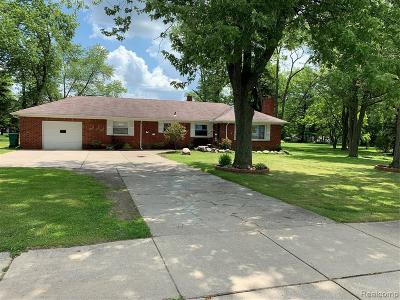Auburn Hills Single Family Home For Sale: 891 S Squirrel Road