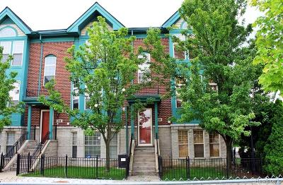 Detroit Condo/Townhouse For Sale: 29 Adelaide Street