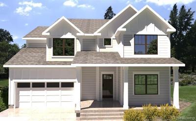 Berkley Single Family Home For Sale: 2799 Cummings Avenue