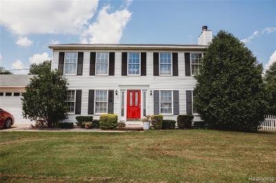 Single Family Home For Sale: 2215 Burnside Road