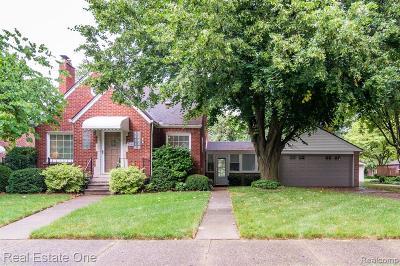 Wayne County Single Family Home For Sale: 2050 N Waverly Street