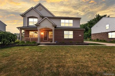 Wayne County Single Family Home For Sale: 26795 Parkside Drive