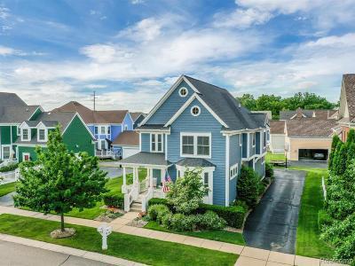 Wayne County Single Family Home For Sale: 49792 Garfield Lane