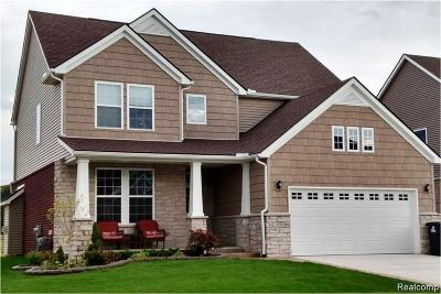 Wayne County Single Family Home For Sale: 7910 Chestnut Drive