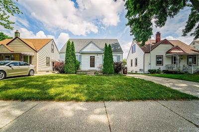 Southgate Single Family Home For Sale: 14683 Richmond Street