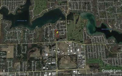 Commerce Twp Residential Lots & Land For Sale: Lot B Woodspur