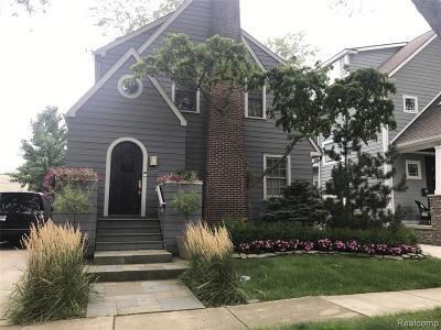 Birmingham Single Family Home For Sale: 1172 Bird Avenue