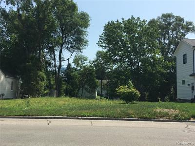 Rochester Residential Lots & Land For Sale: 736 Elizabeth Street