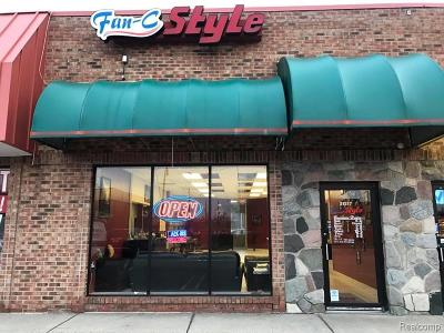 Livonia Commercial For Sale: 31217 Plymouth Road