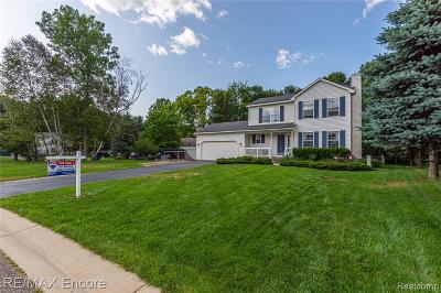 Oxford Single Family Home For Sale: 2500 Trinity Court