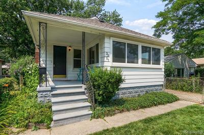 Ferndale Single Family Home For Sale: 3227 Harris Street