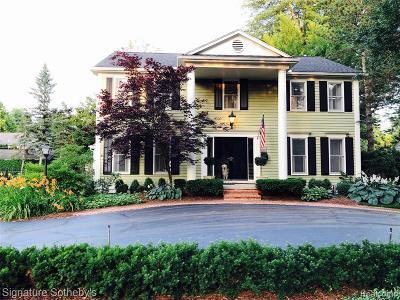 Birmingham Single Family Home For Sale: 680 Fairfax Street