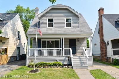 Ferndale Single Family Home For Sale: 601 Spencer Street