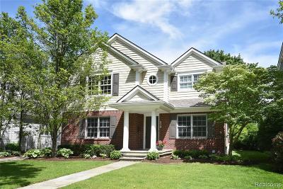 Birmingham Single Family Home For Sale: 539 Golf View Boulevard