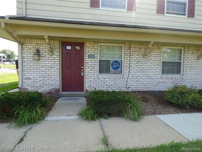 South Lyon MI Condo/Townhouse For Sale: $88,000