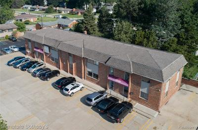 Southfield Commercial For Sale: 18600 W 10 Mile Road