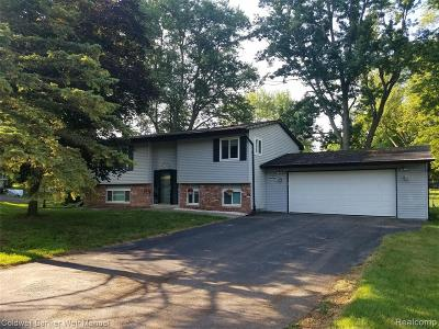 Waterford Twp Single Family Home For Sale: 4083 Lanark Avenue