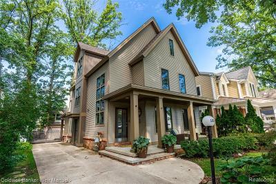 Birmingham Single Family Home For Sale: 1888 S Bates Street
