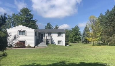 Single Family Home For Sale: 3604 Meadow Lane