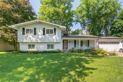 Novi Single Family Home For Sale: 23085 Balcombe