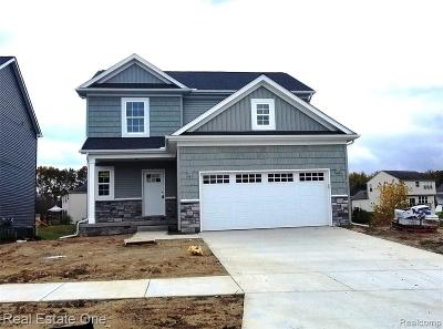 Holly Single Family Home For Sale: 370 Otter Run Road