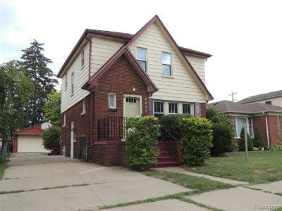 Wyandotte Single Family Home For Sale: 2247 18th Street