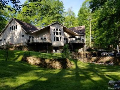 Single Family Home For Sale: 4219 Gardner Road