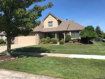 Macomb Twp Single Family Home For Sale: 51948 Sequoya Drive