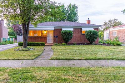 Warren Single Family Home For Sale: 12417 Common Road