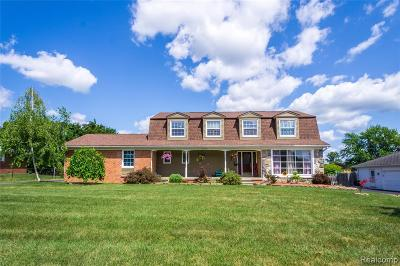Grand Blanc Single Family Home For Sale: 12959 Croftshire Drive
